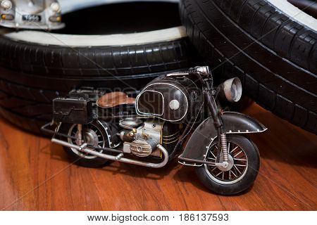 Model Motor Cycle, Toy For Children,decor