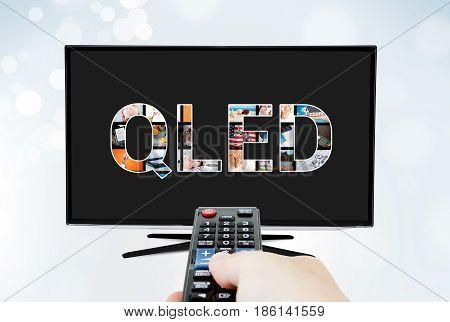Qled Quantum Dot Tv Display Innovation Technology