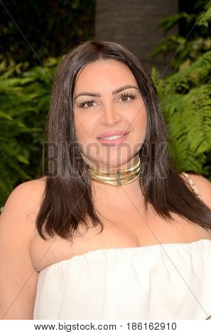LOS ANGELES - MAY 10:  Mercedes Javid at the ABC Mothers Day Luncheon on the Four Seasons Hotel on May 10, 2017 in Beverly Hills, CA