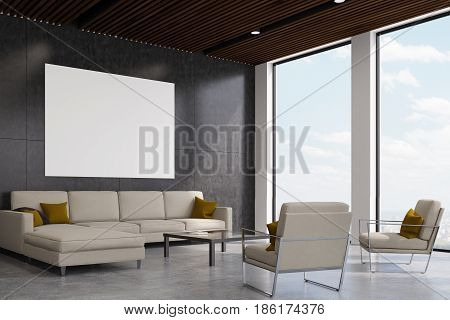 White Living Room, Side