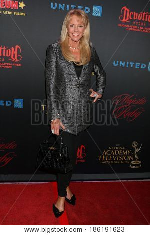 LOS ANGELES - APR 26:  Laura McKenzie at the NATAS Daytime Emmy Nominees Reception at the Hollywood Museum on April 26, 2017 in Los Angeles, CA