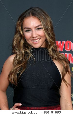 LOS ANGELES - APR 26:  Lexi Ainsworth at the NATAS Daytime Emmy Nominees Reception at the Hollywood Museum on April 26, 2017 in Los Angeles, CA