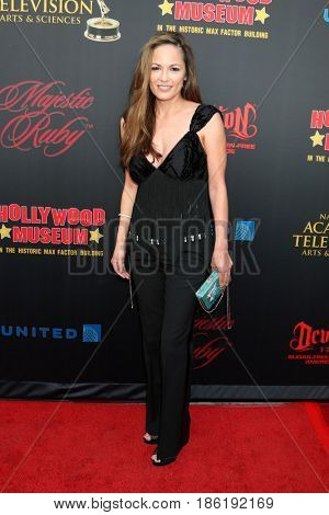 LOS ANGELES - APR 26:  Terri Ivens at the NATAS Daytime Emmy Nominees Reception at the Hollywood Museum on April 26, 2017 in Los Angeles, CA