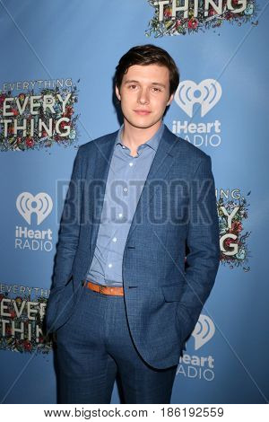LOS ANGELES - MAY 6:  Nick Robinson at the
