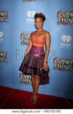 LOS ANGELES - MAY 6:  Anika Noni Rose at the