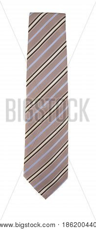 Necktie isolated on white background. Object isolated