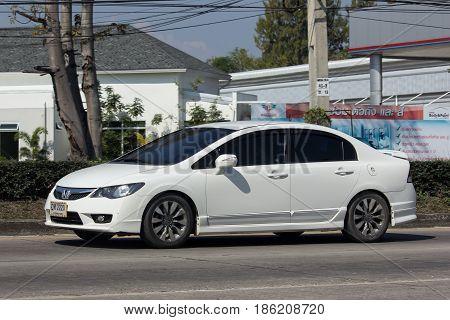 Private Car, Honda Civic.