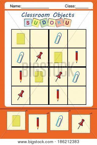 poster of picture game for kids fine motor worksheet homework