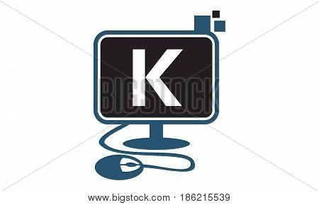 This image describe about Digital Technology Initial K