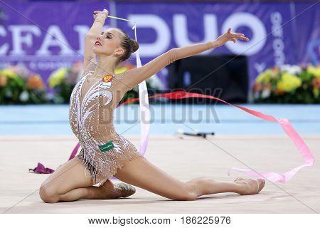 Karina Kuznetsova Russia