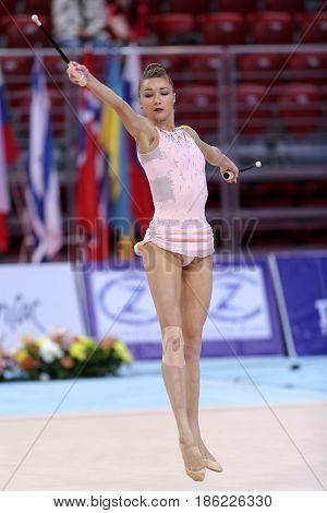 Viktoria Mazur Ukraine