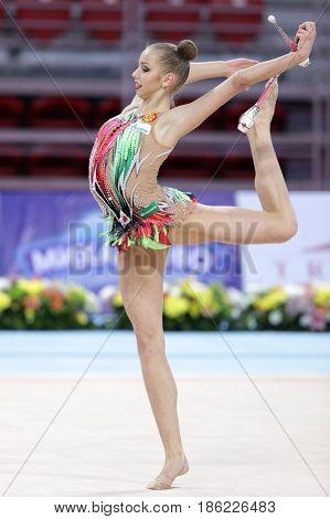 Maria Sergeeva Russia