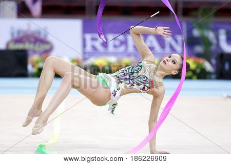 Alina Harnasko Belarus