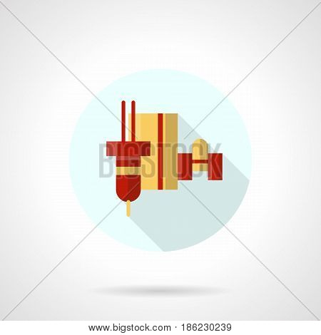 Symbol Robotic Laser Vector Photo Free Trial Bigstock