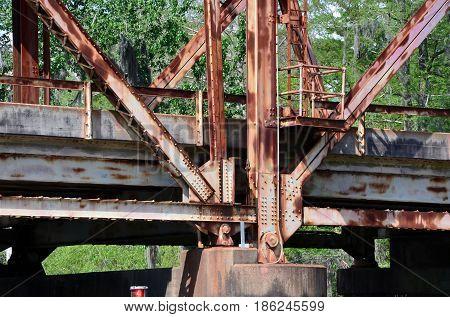 West Pearl River US 90 Bridge. Louisiana, United States