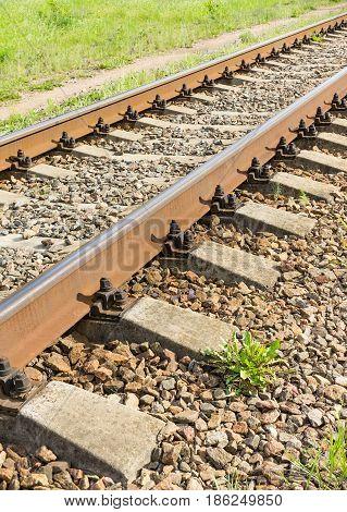 Old Railroad Track