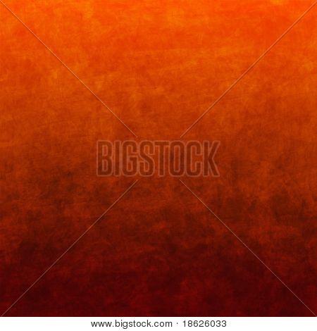 Orange red background