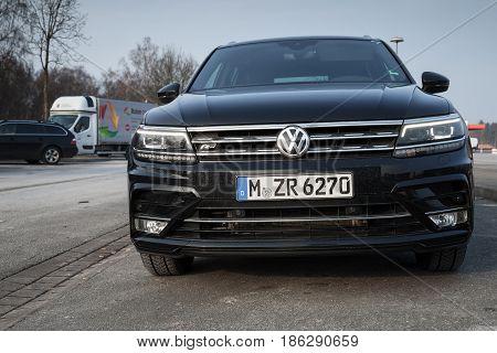 Volkswagen Tiguan, 4X4 R-line