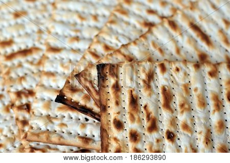 Matzo For Jewish Holiday Passover