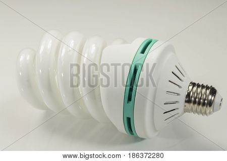 Energy saving incandescent electric lamp, model E27