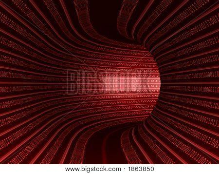 Digital Tunnel - Conceptual Picture