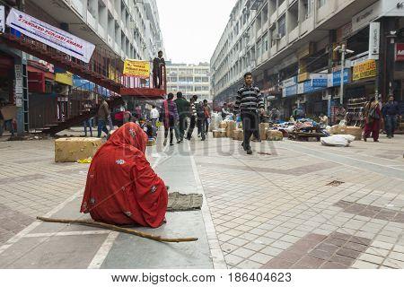 The Red Beggar