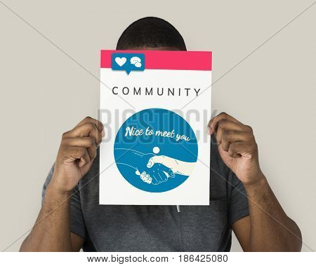 Community Connection Group Network Society