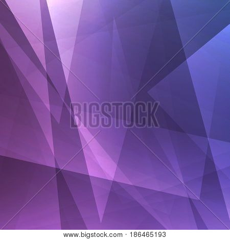 Modern abstract dark minimalistic geometrical layout. Vector illustration
