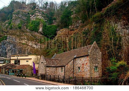 Cheddar is a parish in Somerset known throughout the world as the origin of Cheddar Cheese