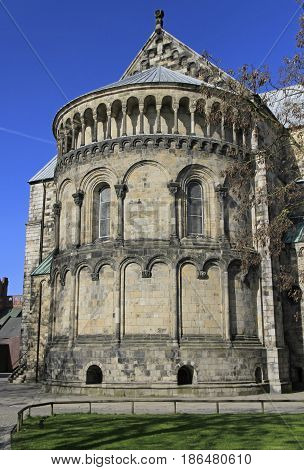 The Apse Of Lund Cathedral