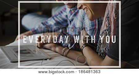 Everyday with you Love Care Romance Like