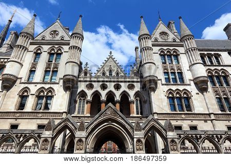 Courthouse In London