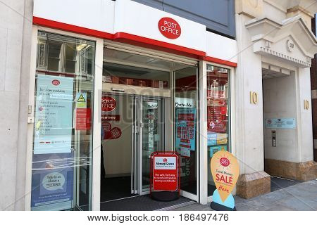 Uk Post Office
