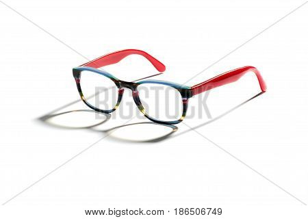 Pair Of Stylish Multicolored Eyeglasses