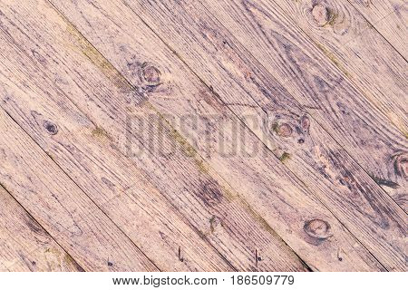 Old Wood Planks, Perfect Background For Your Concept Or Project.