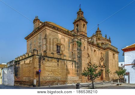 Convent of the Barefoot Augustinians of the Holy Trinity in Carmona Spain