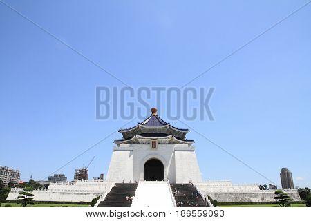 Chiang Kai-shek Memorial Hall