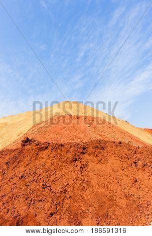Earth Sand Soil Colors