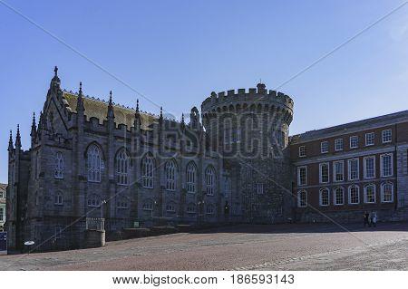 The Historical Dublin Castle