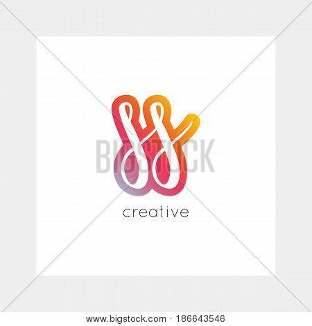Ss Logo, Vector. Useful As Branding, App Icon, Alphabet Combination, Clip-art.
