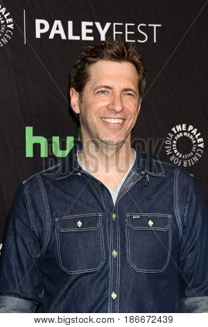 LOS ANGELES - MAR 18:  Todd Helbing at the 34th Annual PaleyFest Los Angeles - The CW at Dolby Theater on March 18, 2017 in Los Angeles, CA