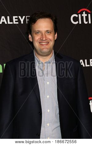 LOS ANGELES - MAR 18:  Andrew Kreisberg at the 34th Annual PaleyFest Los Angeles - The CW at Dolby Theater on March 18, 2017 in Los Angeles, CA