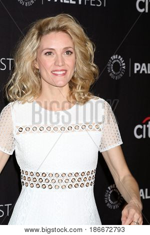 LOS ANGELES - MAR 23:  Evelyne Brochu at the 34th Annual PaleyFest Los Angeles -