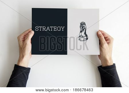 Planing process strategy tactics vision