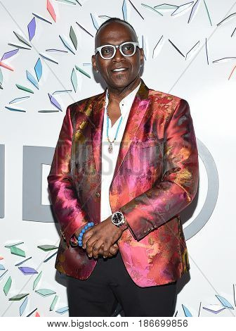 LOS ANGELES - MAY 06:  Randy Jackson arrives for the Kaleidoscope 5 on May 6, 2017 in Culver City, CA