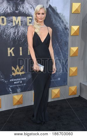 "LOS ANGELES - MAY 08:  Poppy Delevingne arrives for the 'King Arthur: Legend Of The Sword"" World Premiere on May 8, 2017 in Hollywood, CA"