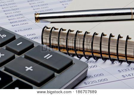 Accountant finance math accounting financial money finances