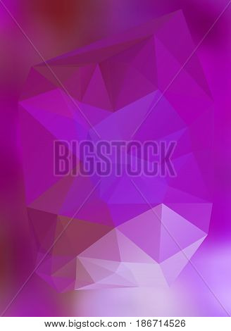 Modern Abstract Background Triangles 3D Effect Glowing Light32