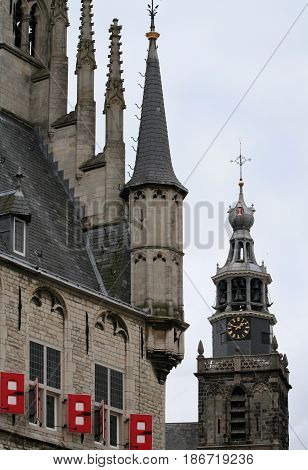 Town-view In Gouda