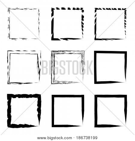 Collection Set Image & Photo (Free Trial) | Bigstock